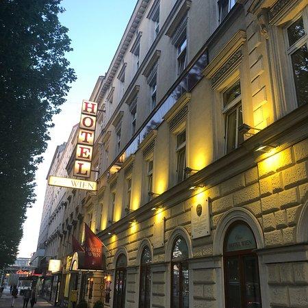 Austria Classic Hotel Wien: Austria Classic Hotel Wien