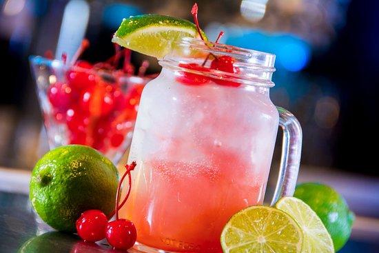 Yukon, OK: Oh-So Cherry Cocktail