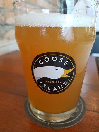 Goose Island Brewhouse: Chopp incluído no preço