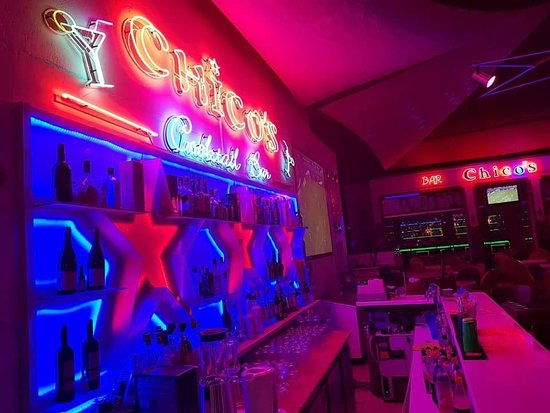 Chico's Cocktail Bar