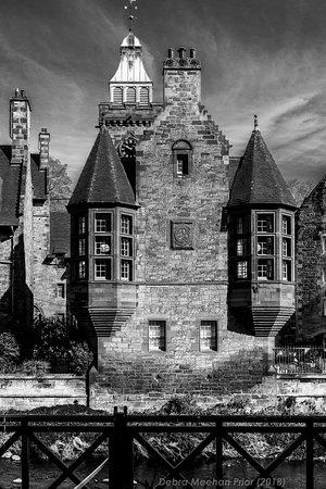 Photo Tours Edinburgh: Dean Village