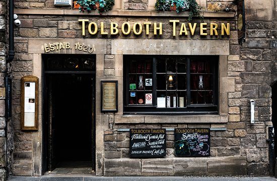 Photo Tours Edinburgh: Tolbooth Tavern