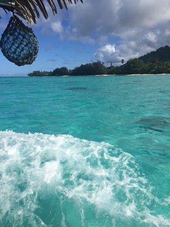 Koka Lagoon Cruises: View from the boat