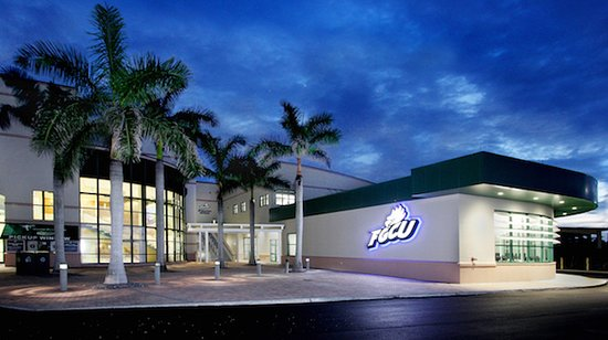 Fort Myers, FL: Alico Arena on the FGCU campus