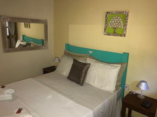 Pousada Ouro Verde: Apartamento Cambucá/Cambucá room