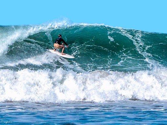 Masachapa, Nicaragua: We have the best waves in Nicaragua!