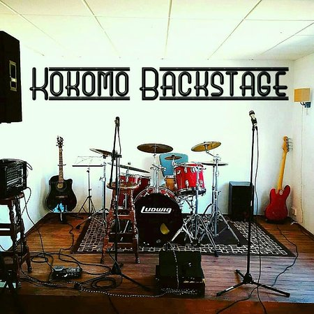 Aigues, Spain: Kokomo Backstage live music y jamsessions