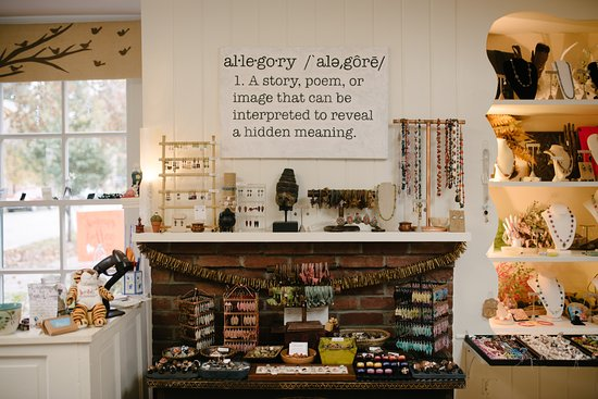 Ligonier, PA: Welcome to Allegory Gallery, where you can create your own story!