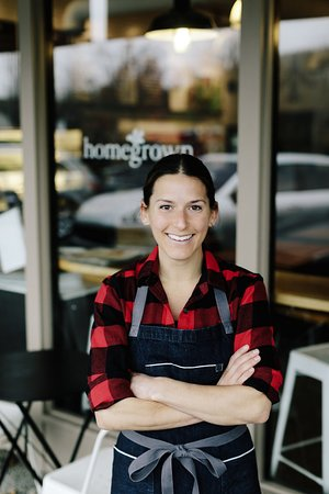 Ρέντμοντ, Ουάσιγκτον: Chef Michaela Skloven