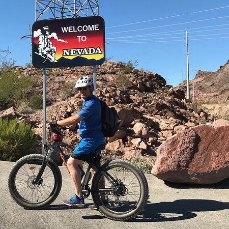 Sin City Fat Bike Tours