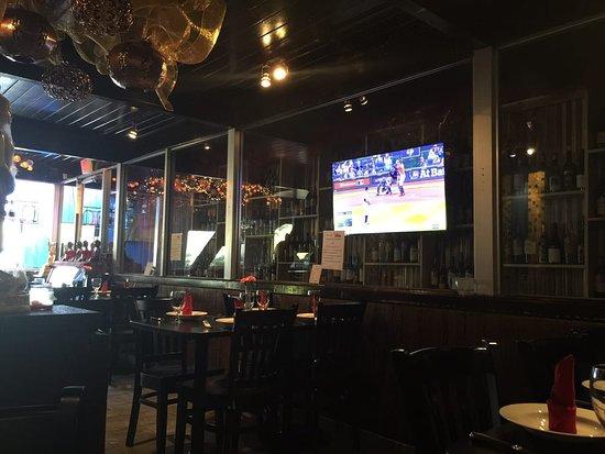 Fair Oaks, Καλιφόρνια: Big Screen!! for your favorite Sport