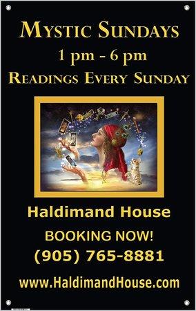 Caledonia, แคนาดา: Mystic Sundays every Sunday afternoon (seasonal)