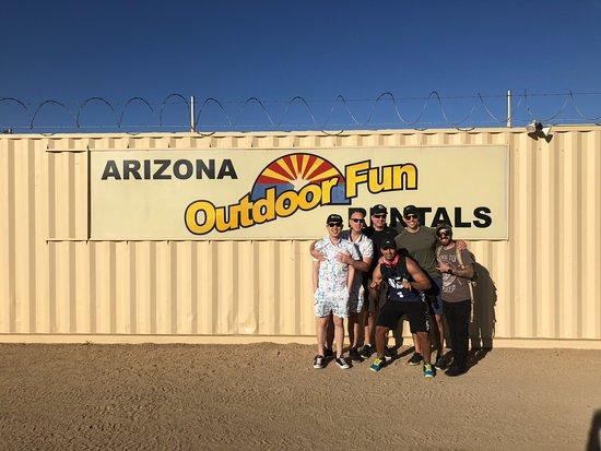 Black Canyon City, AZ: ATV