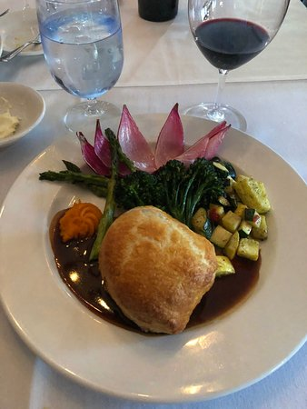 The Restaurant at Convict Lake: Beef Wellington