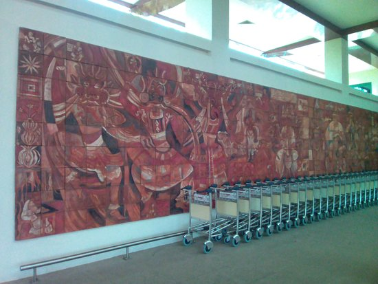 Mattala - Rajapaksa International Airport - murual 2
