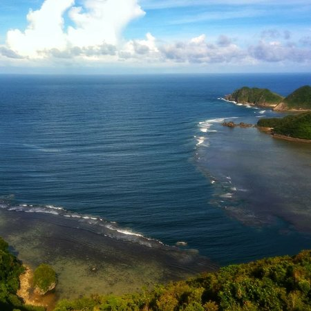 Catanduanes, Filippine: Breathtaking View of Bote Lighthouse