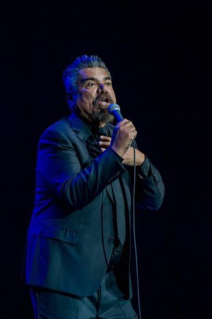 Highland, CA: George Lopez and San Manuel hosted a sold-out show at CBBA in Ontario, after party at Chingon!