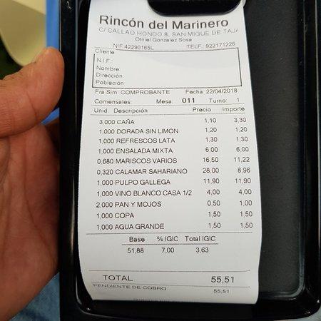 San Miguel de Tajao, สเปน: 20180422_200428_large.jpg