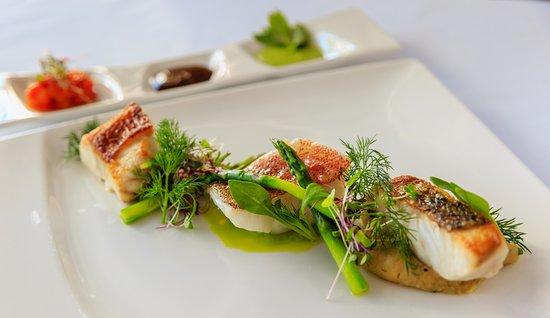 Arabella's Port Douglas: Fish plate
