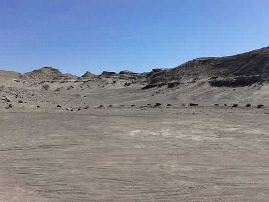 San Agustin del Valle Fertil, الأرجنتين: otra sección en Ischigualasto