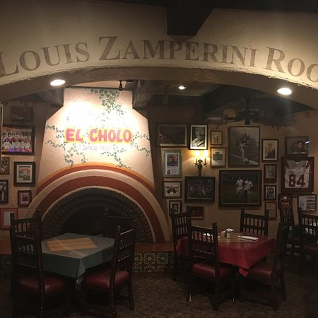 El Cholo Mexican Restaurant Western
