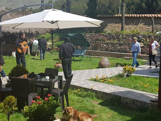Sicuani, Perù: areas verdes