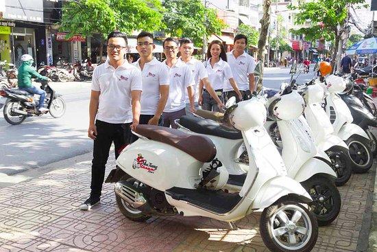 Nha Trang Vespa Tour