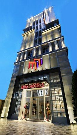 Mini Hotels 台中火車站館 東區 45 則旅客評論和比價