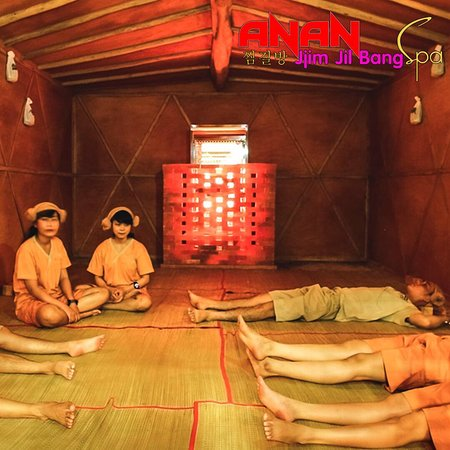 An An Jjim-Jil-Bang Spa: Korea sauna