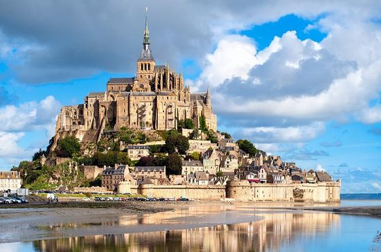 2- Days Mont Saint Michel, Loire...