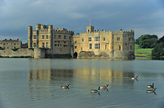 Canterbury, Greenwich, Leeds Castle...