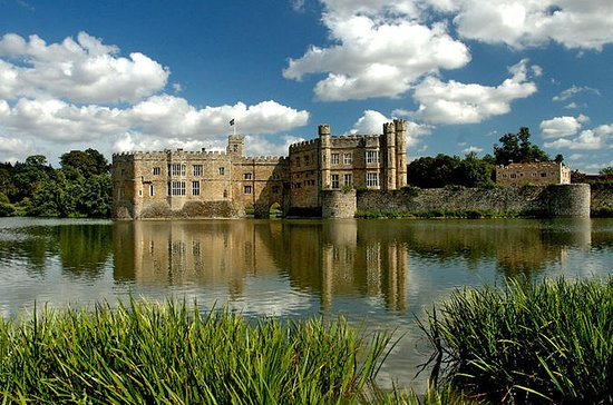 Leeds Castle, Canterbury Cathedral ...