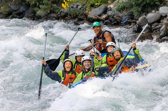 Tongariro White Water Rafting from...