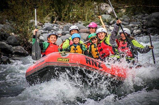 Rafting de l'eau blanche de Tongariro...