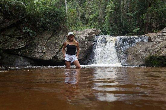 Bom Jardim de Minas, MG: Cachoeira das Crianças 
