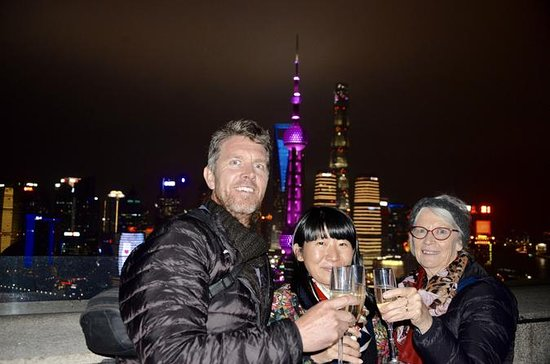 Delightful Shanghai Night Tour with...