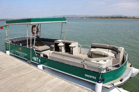 Excursion en catamaran à Ria Formosa...