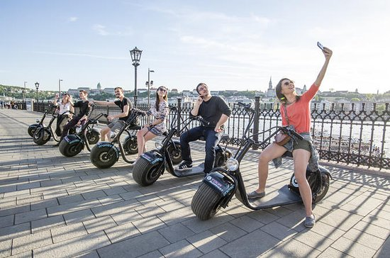 Small-Group Electric Scooter Tour of Budapest