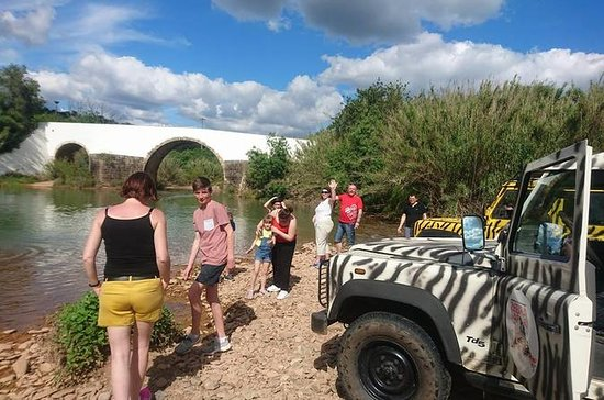 Albufeira Jeep Safari Tour