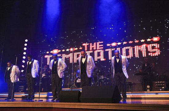 Pigeon Forge's Soul of Motown Tribute