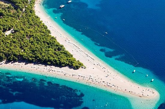 Private Speedboat tour to Island Brac...