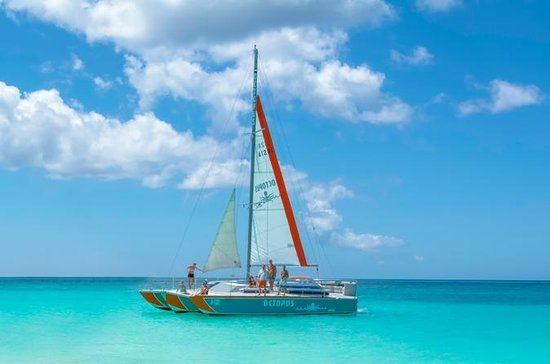Aruba Happy Hour Sunset Sail avec de...