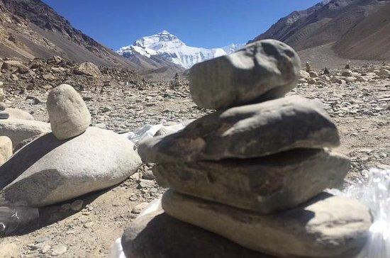 8日間のクラシックな快適なエベレストグループツアー