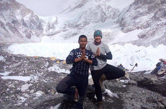 Trek del campamento base del Everest...