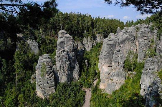 Bohemian Paradise Geopark: Hiking Tour