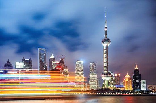 Shanghai Private Tour für Erstbesucher
