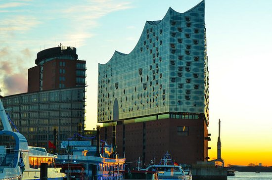 Private Guided Elbphilharmonie Plaza...