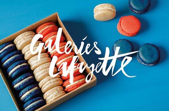 Francês Macaron Bakery Class na...