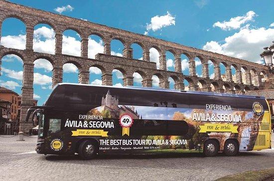 Segovia guidad vandring ingår