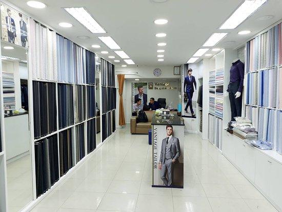 Vantage Bespoke Tailors